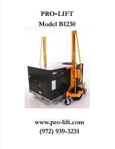 Pro-Lift B1230